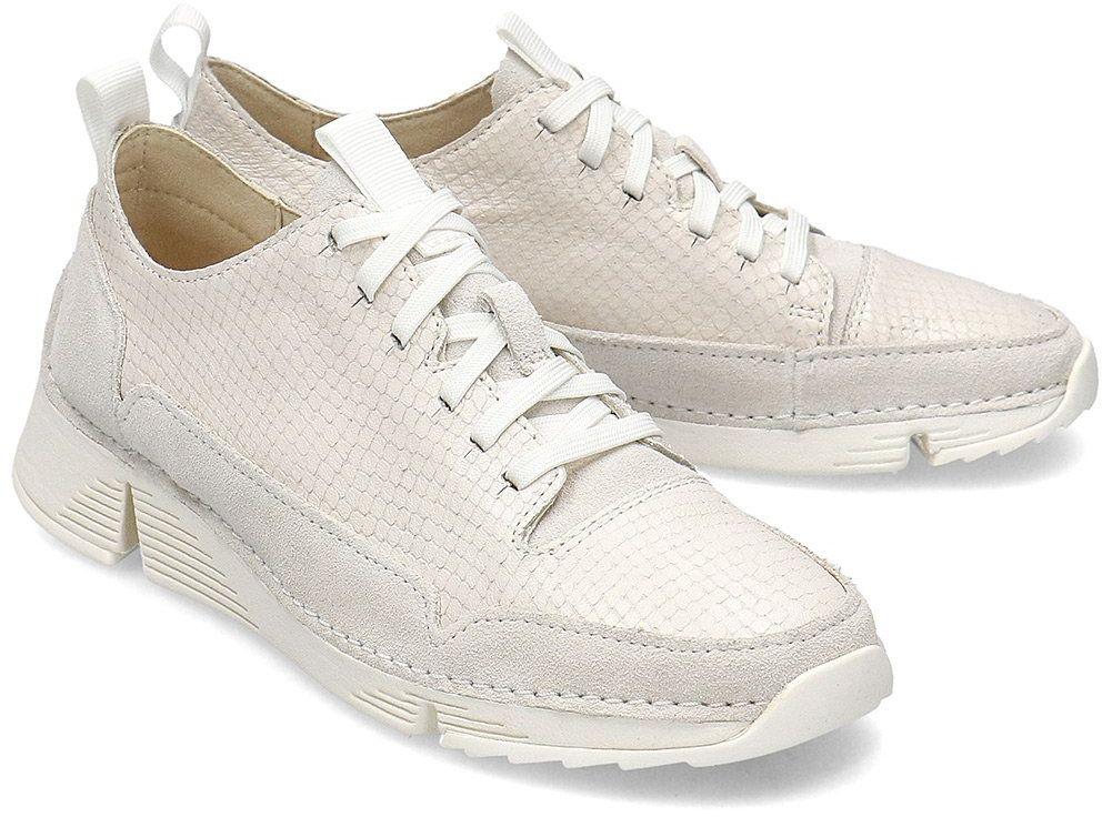 Clarks Tri Spark - Sneakersy Damskie - 26147860