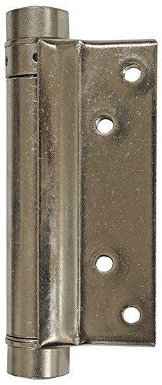Zawias sprężynowy wahadłowy Nickel, L=125mm