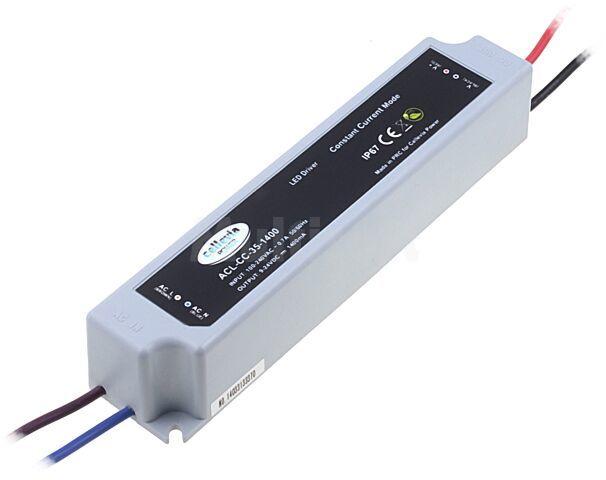 Zasilacz impulsowy do diod LED 34W 9 24V 1400mA 100 240VAC