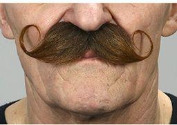Żywe kostiumy 202914 wąsy, wielokolorowe, jeden rozmiar