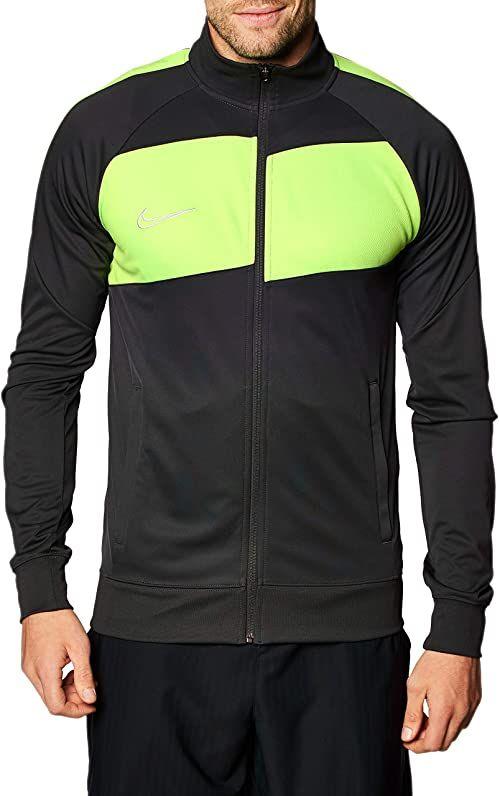 Nike M Nk Dry ACD20 JKT K kurtka sportowa - antracytowe/zielone uderzenie/biała, duża
