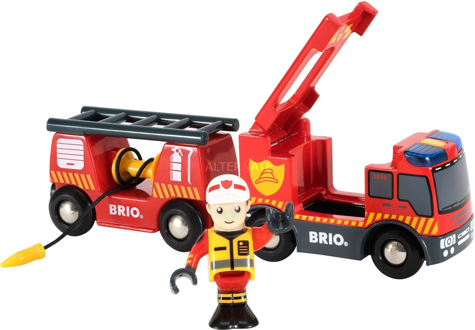 BRIO - Brio World Wóz Strażacki