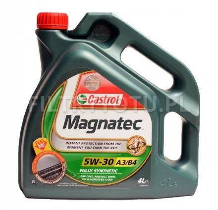 Castrol Magnatec A3/B4 5W30 4l