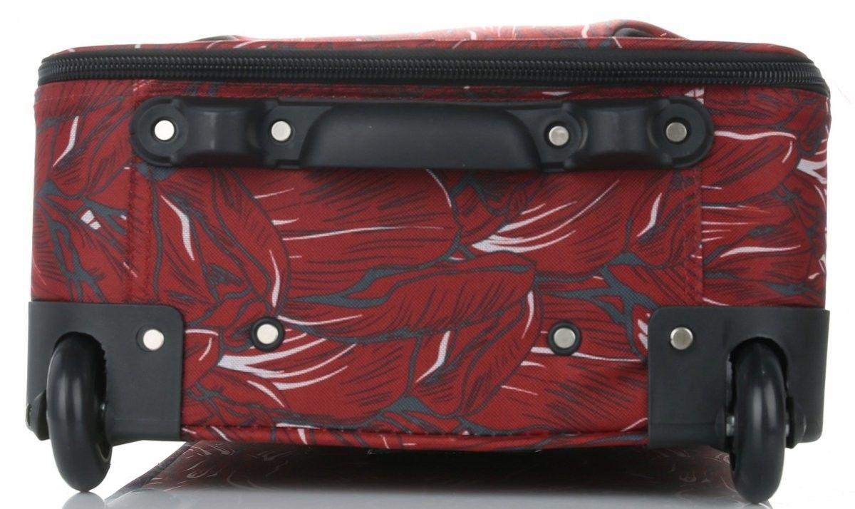Modny Zestaw Walizek 4w1 renomowanej marki Madisson Multikolor - Czerwony (kolory)