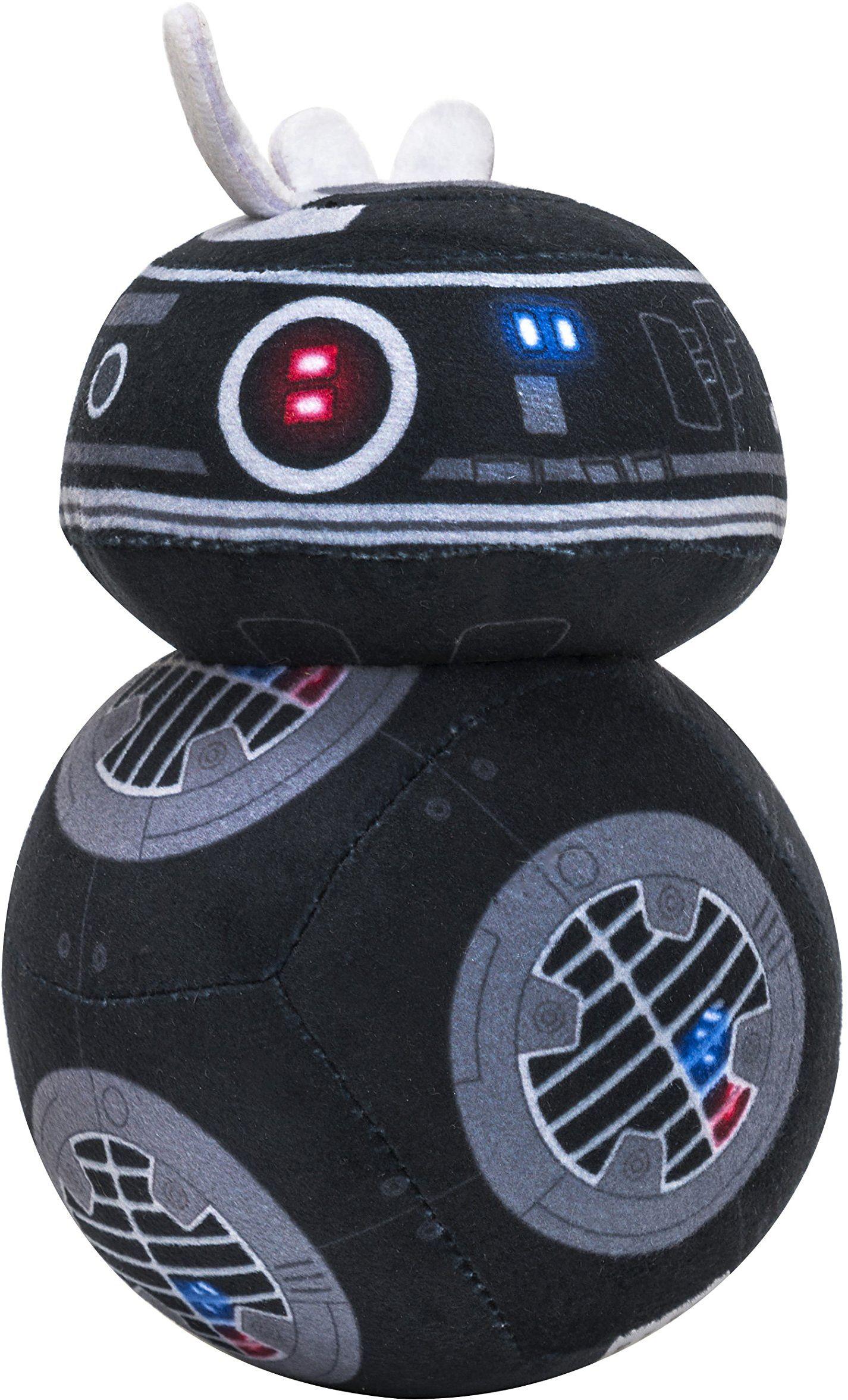 Star Wars 1700021 EP VIII pluszowy 17 cm-BB9-E