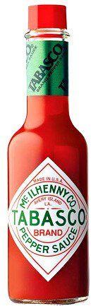 Sos Tabasco Original, czerwone chili 60ml - McIlhenny Company