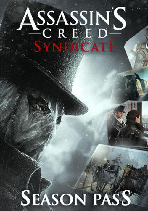 Assassin''s Creed Syndicate Season Pass (PC) Klucz Uplay