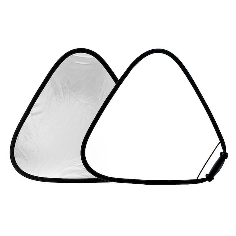 Lastolite LL LR3631 - blenda TriGrip srebrny/ biały 75cm