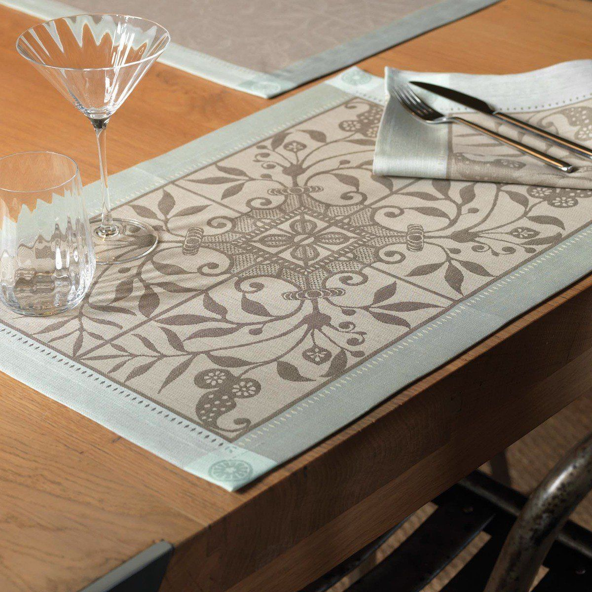 Podkładka żakardowa na stół Le Jacquard Fran ais Venezia - 2 kolory