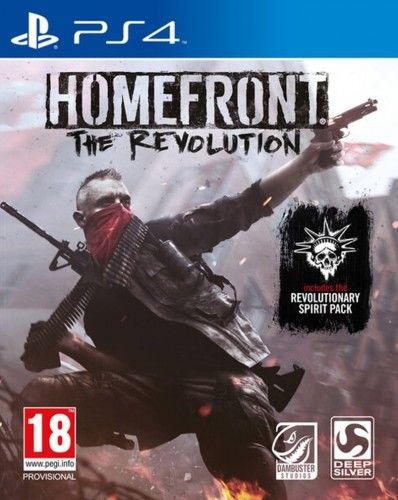 Homefront Revolution PS 4