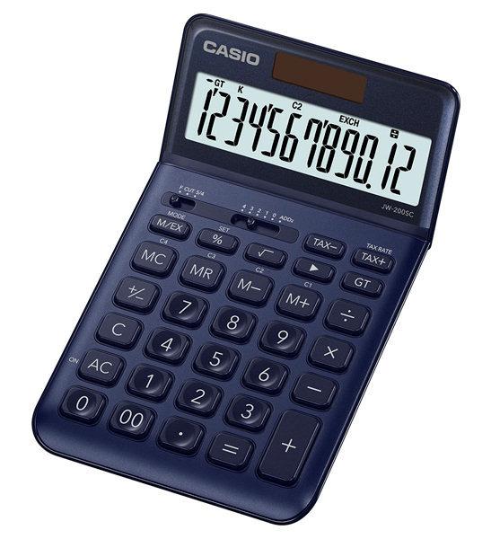 Kalkulator Casio JW-200SC-NY Stylish Series