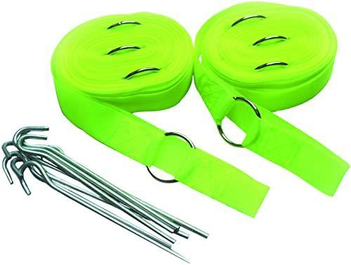 Speedminton Akcesoria unisex Easy Court Pro Speedminton, żółty, rozmiar uniwersalny