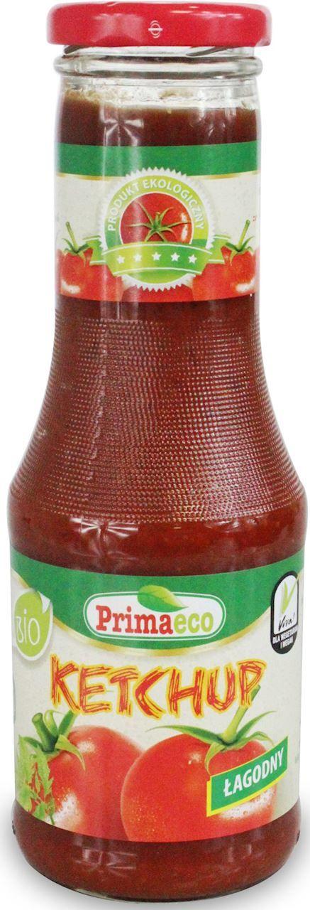Ketchup łagodny BIO - Primaeco - 315g