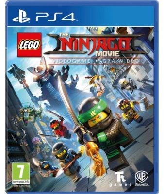 Gra PS4 LEGO NINJAGO Movie  Gra wideo