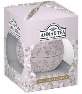 Herbata Ahmad Tea Bombka English Breakfast Tea 30g
