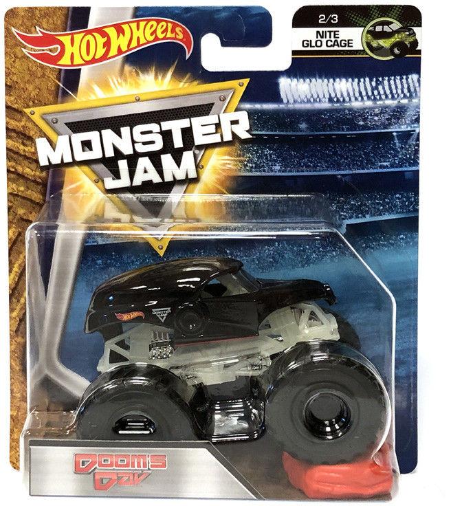 Hot Wheels - Monster Jam Doom''s Day FLX09