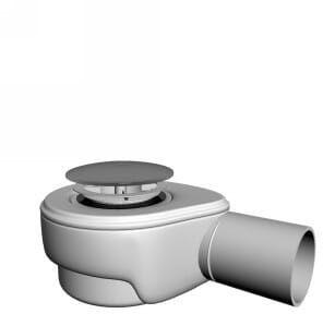 Syfon brodzikowy click-clack 52 New Trendy (S-0005)