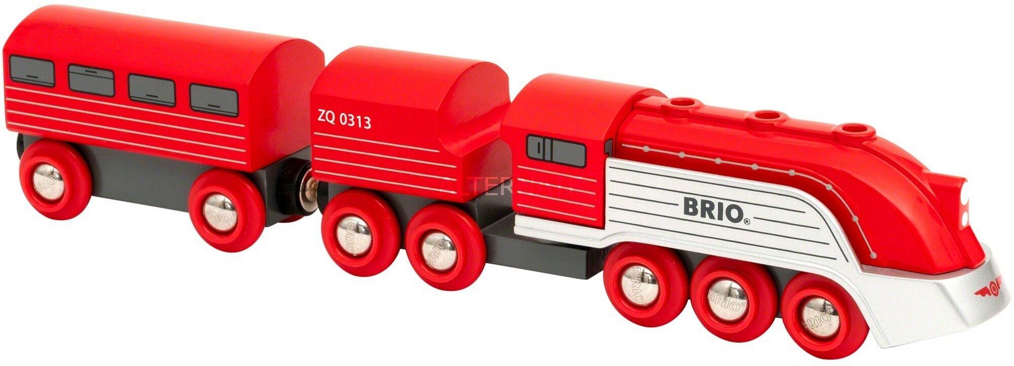 BRIO - Brio World Futurystyczny Pociąg z Wagonami