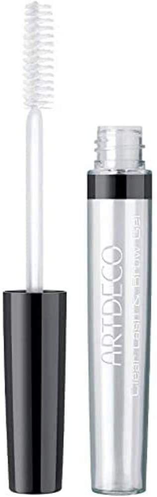 ARTDECO Clear Lash & Brow Gel  przezroczysty tusz do rzęs i żel do brwi w jednym  chroni rzęsy i utrwala brwi  1 x 10 ml