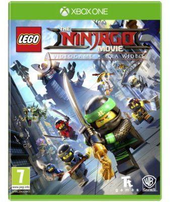 Gra Xbox One LEGO NINJAGO Movie  Gra wideo
