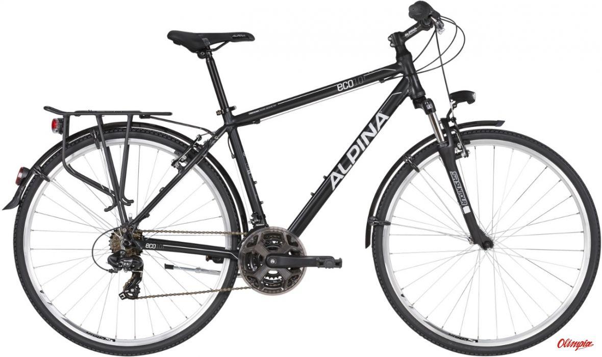 Rower Alpina ECO T10 Grey 2020
