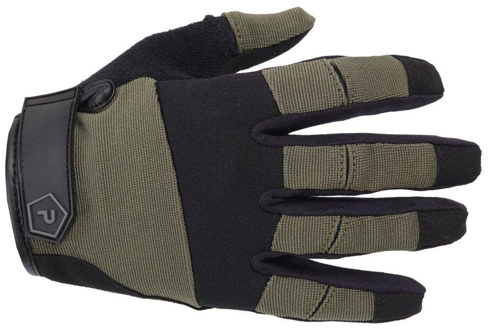 Rękawice taktyczne Pentagon Mongoose Olive (P20025-06)