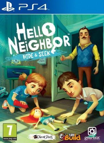 Hello Neighbor Hide & Seek PS 4