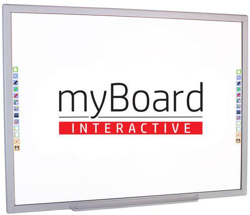 """Tablica interaktywna dotykowa MyBoard SILVER 101"""" C PANORAMA"""