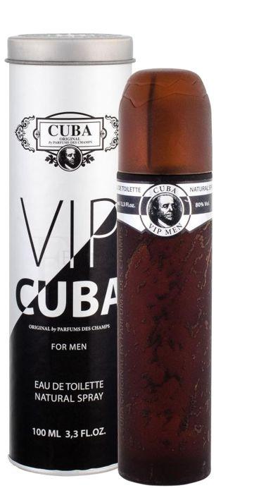 Cuba Original VIP for men 100ml woda toaletowa [M]