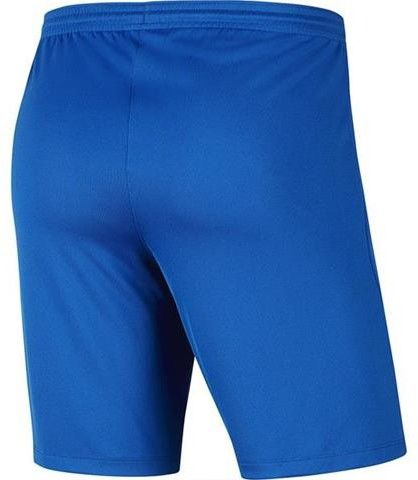 Spodenki Nike Dry Park III BV6855 463 niebieskie Rozmiar odzieży: S