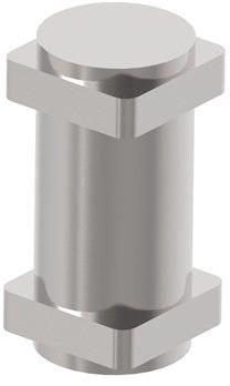 Pivot zawias JP 30x30mm, D30mm