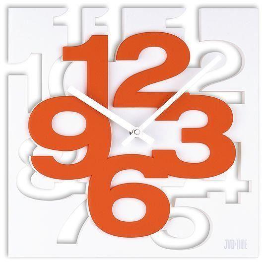 Zegar ścienny JVD H106.1 nowoczesny