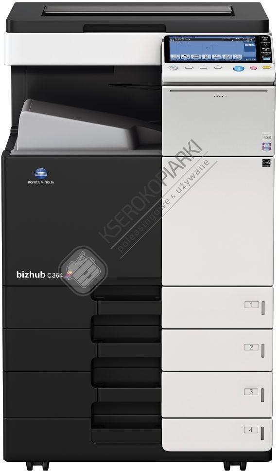 Kserokopiarka Konica Minolta bizhub C364 KOPMINC364