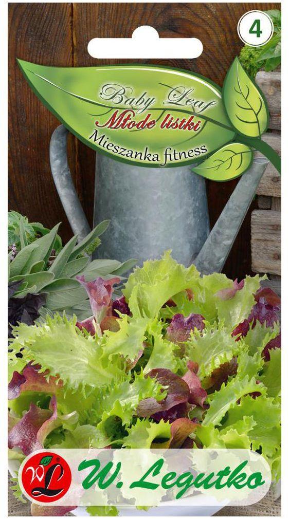 Mieszanka FITNESS nasiona tradycyjne 1.5 g W. LEGUTKO