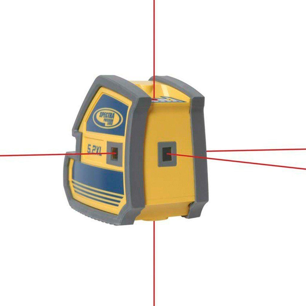Laser krzyżowo-punktowy 5.2XL, SPECTRA PRECISION