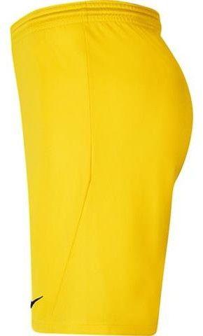 Spodenki Nike Dry Park III BV6855 719 żółte XXL Rozmiar odzieży: S