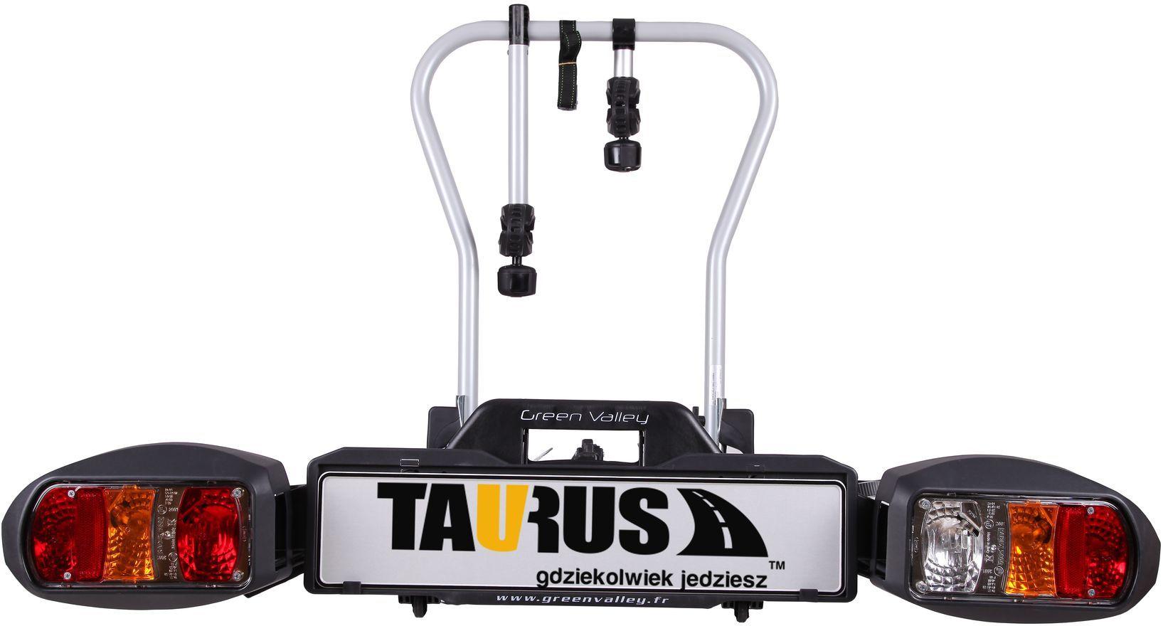 Aurilis SmartRider 3 - bagażnik na hak, na 3 rowery