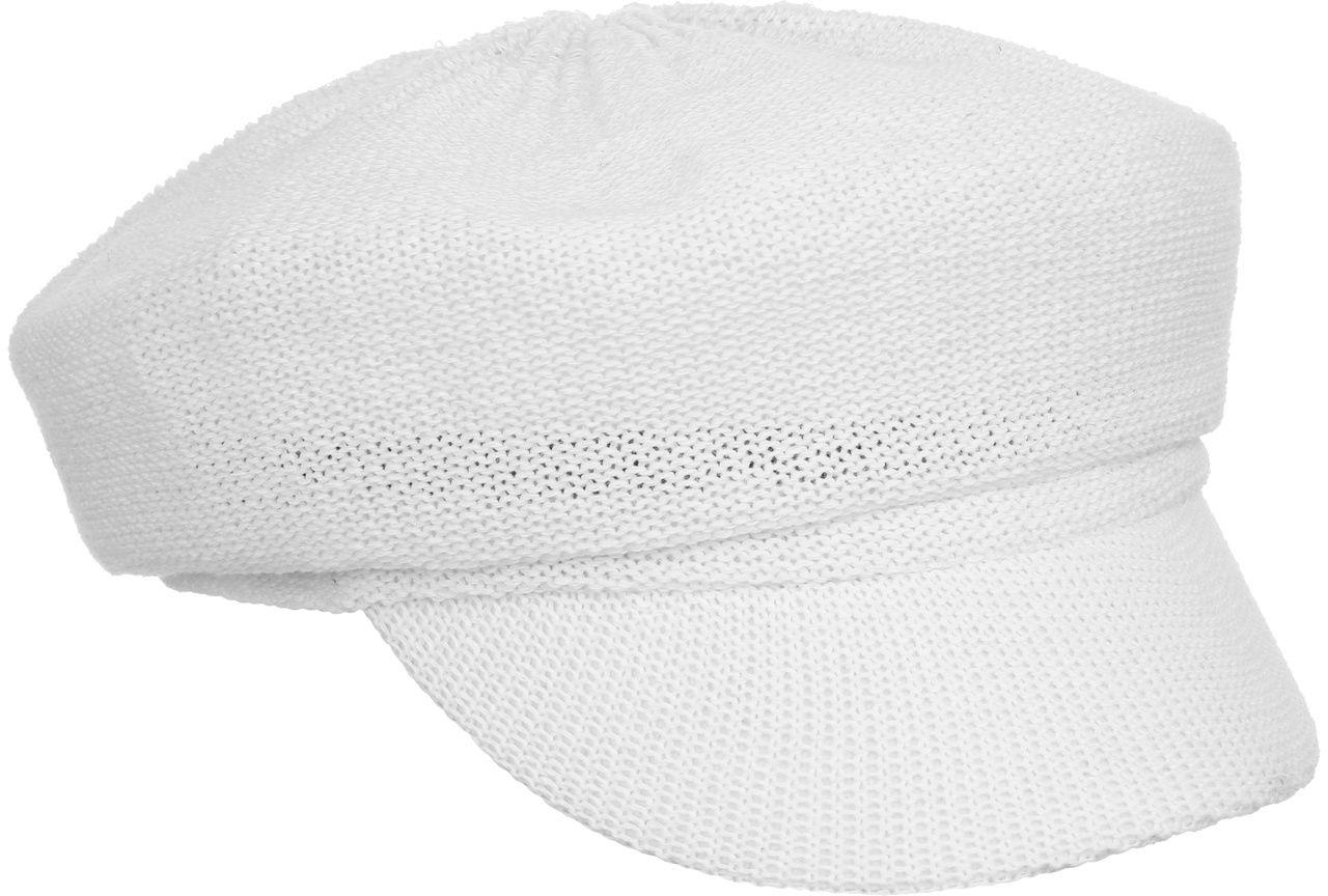 Czapka Kaszkiet Tropic by McBURN, biały, One Size