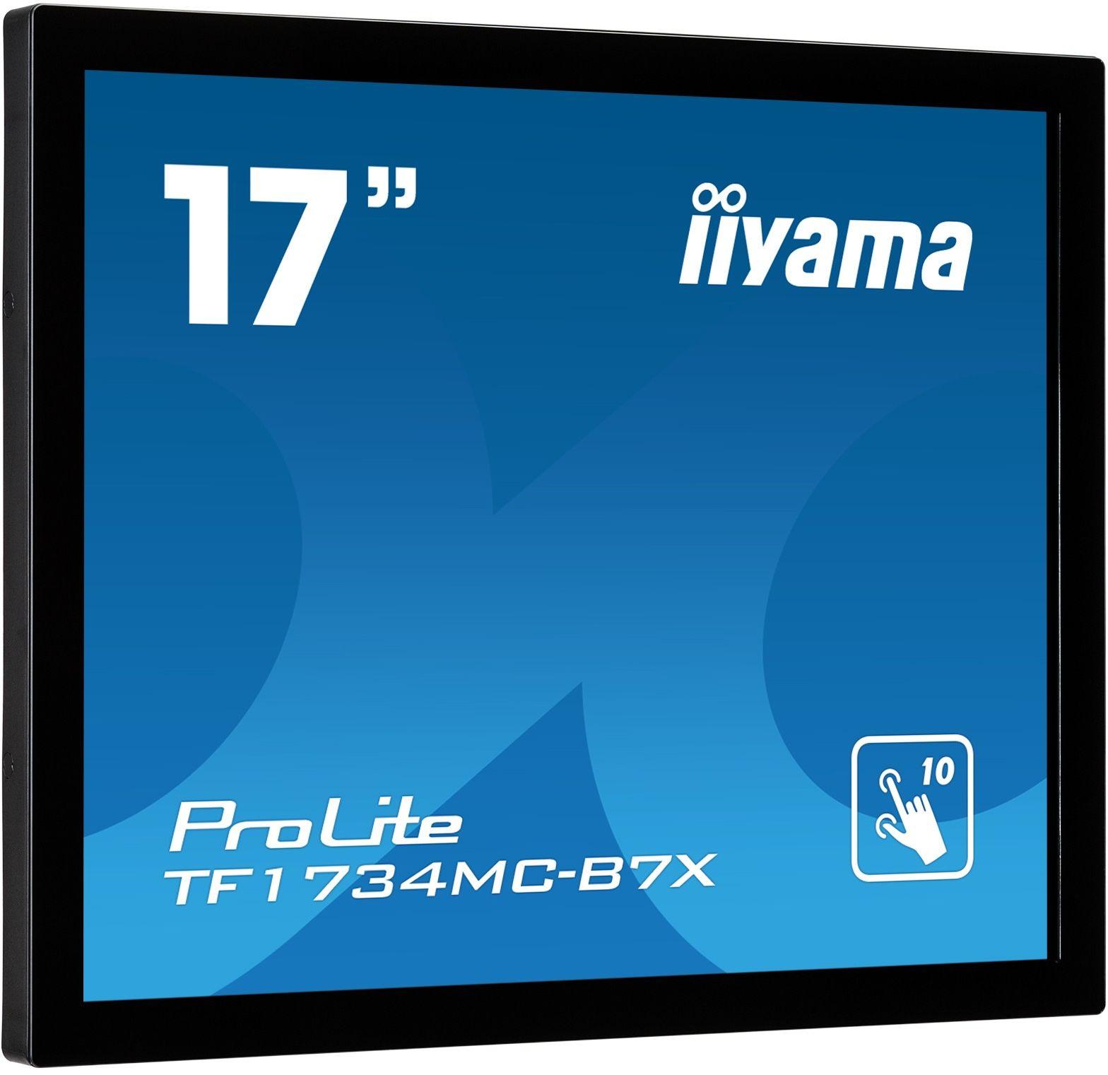 """Monitor dotykowy do zabudowy iiyama ProLite TF1734MC-B7X 17"""" IP65 LED openframe + WYSYŁKA W 24H GRATIS !! AUTORYZOWANY SKLEP IIYAMA"""