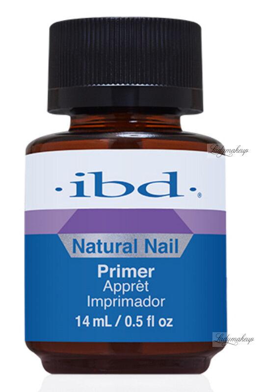 Ibd - Natural Nail - Primer - Odtłuszczacz do paznokci - 14 ml