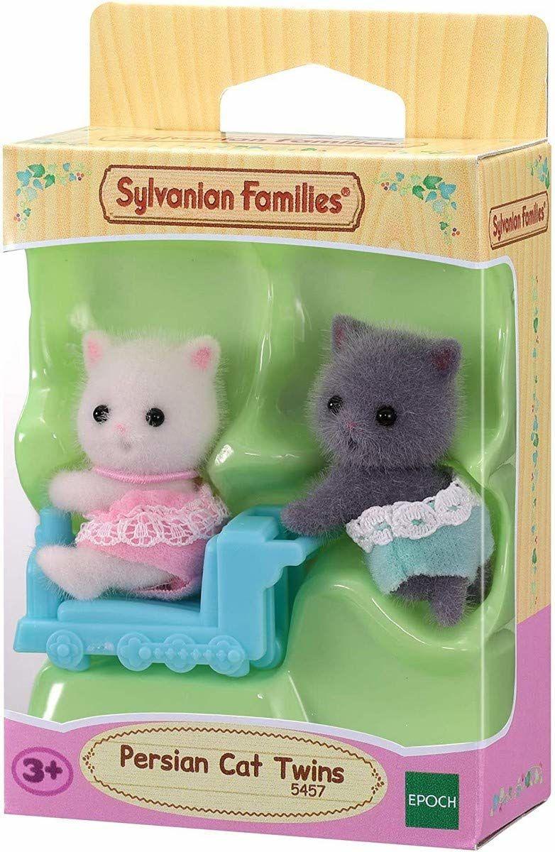 Sylvanian Families 5457 perski kot bliźniaki lalki
