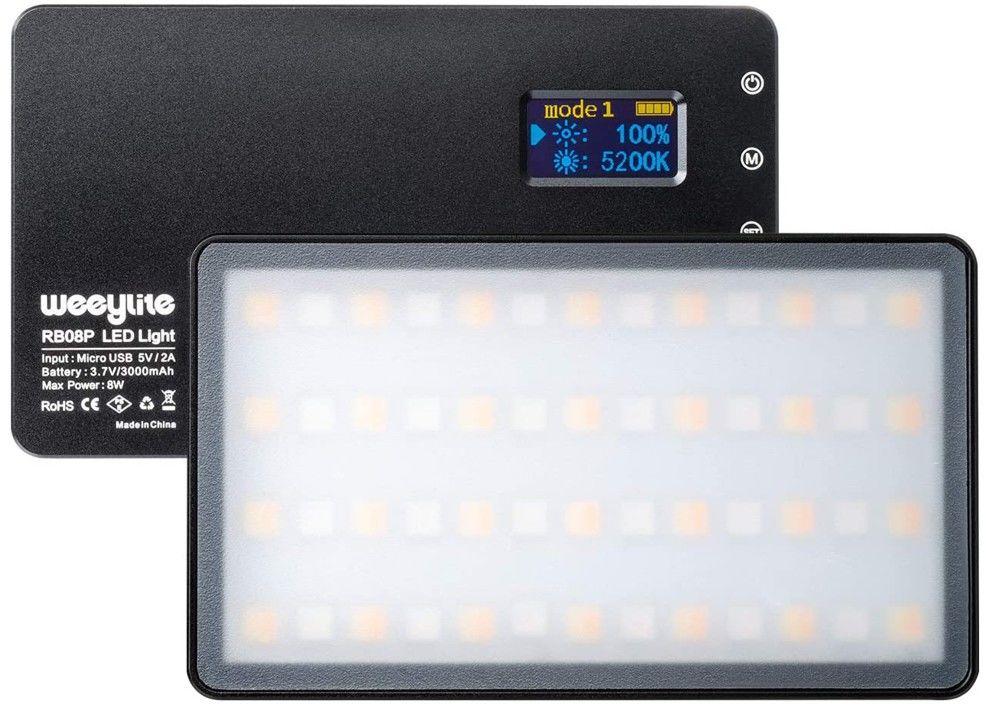 Lampa LED Viltrox RB08P