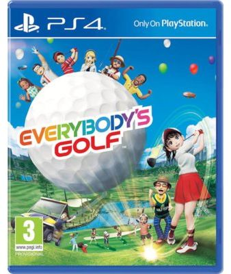 Gra PS4 Everybody''s Golf