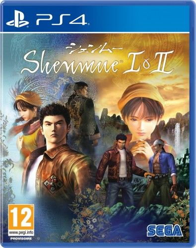 Shenmue I & II PS 4