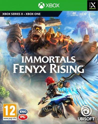 Immortals Fenyx Rising XOne Używana