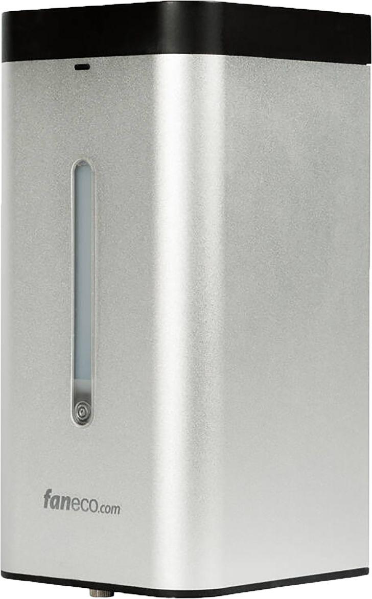 Automatyczny dozownik do płynu dezynfekcyjnego Faneco MED Pro Silver 1 litr aluminium