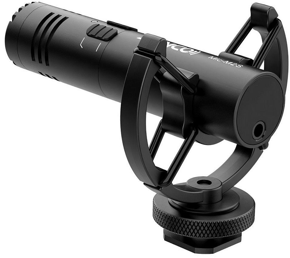 Mikrofon nakamerowy - kardioidalny z filtrem górnoprzepustowym Synco M2S