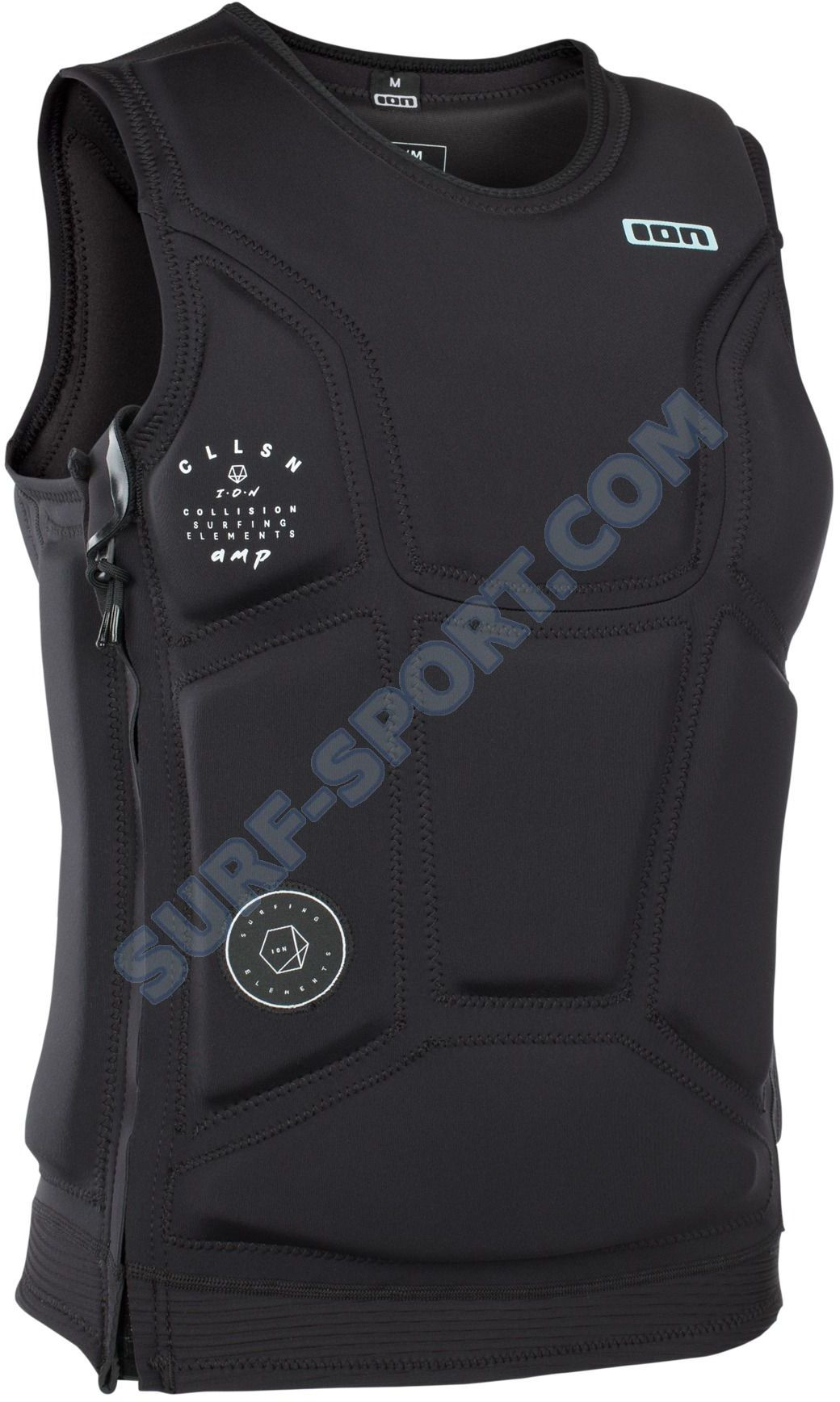 Kamizelka Do Wakeboardu Ion Collision Vest Amp SZ 2019 - Black