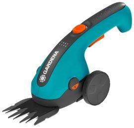 GARDENA Akumulatorowe nożyce do przycinania brzegów trawnika ClassicCut (9855-20) Zestaw