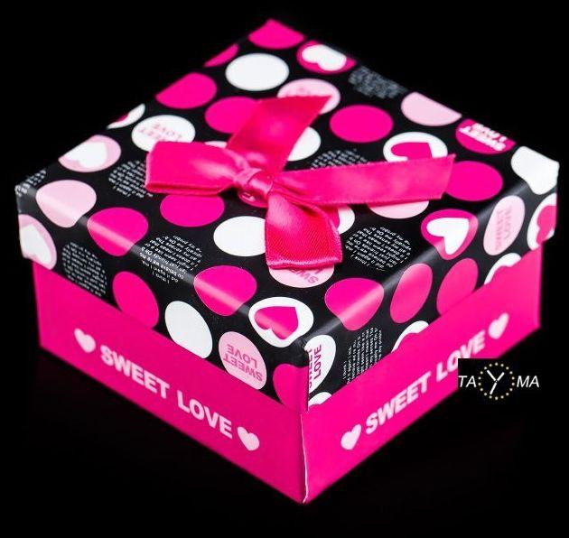 Prezentowe pudełko na zegarek - Sweet Love